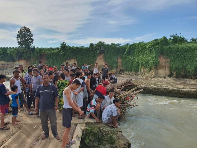Mayat Bocah Tanpa Kepala di Sumut Ditemukan Hanyut di Sungai (86710)