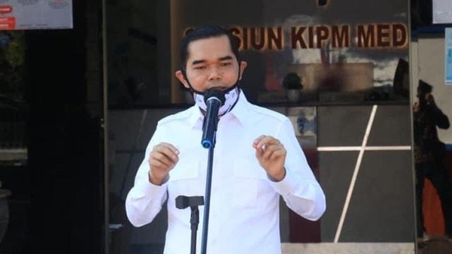 Ihwan Ritonga Siap Jika Diperintah DPP Gerindra Dampingi Bobby Nasution di Medan (1)