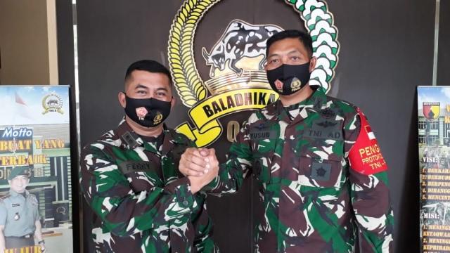 Komandan Kodim 0818 Resmi Berganti (369768)