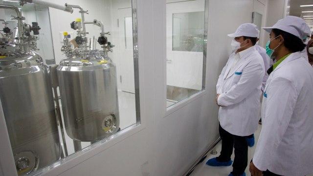 Hasil Uji Kelayakan Bio Farma oleh CEPI Paling Lambat Oktober 2020 (42296)