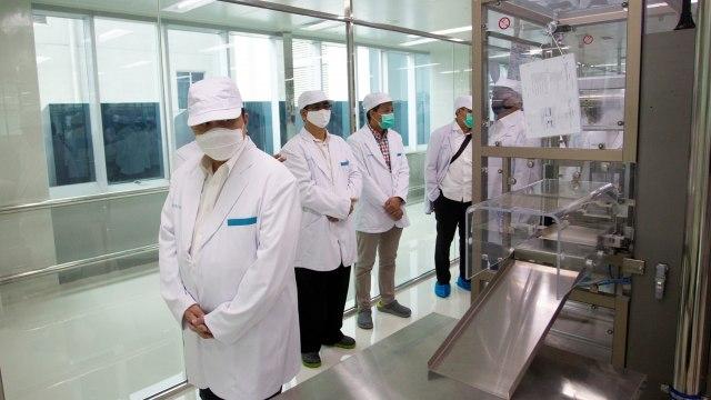 Rencana Erick Thohir soal Vaksin Corona: Uji Klinis, Produksi, hingga Imunisasi (36928)