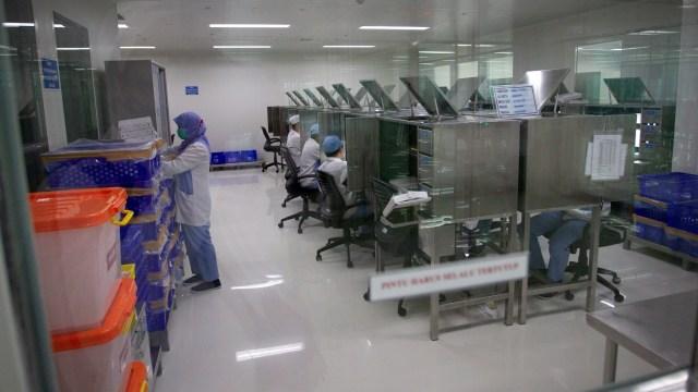 Vaksin Polio Bio Farma Jadi yang Pertama Terdaftar untuk Penggunaan Darurat WHO (374896)