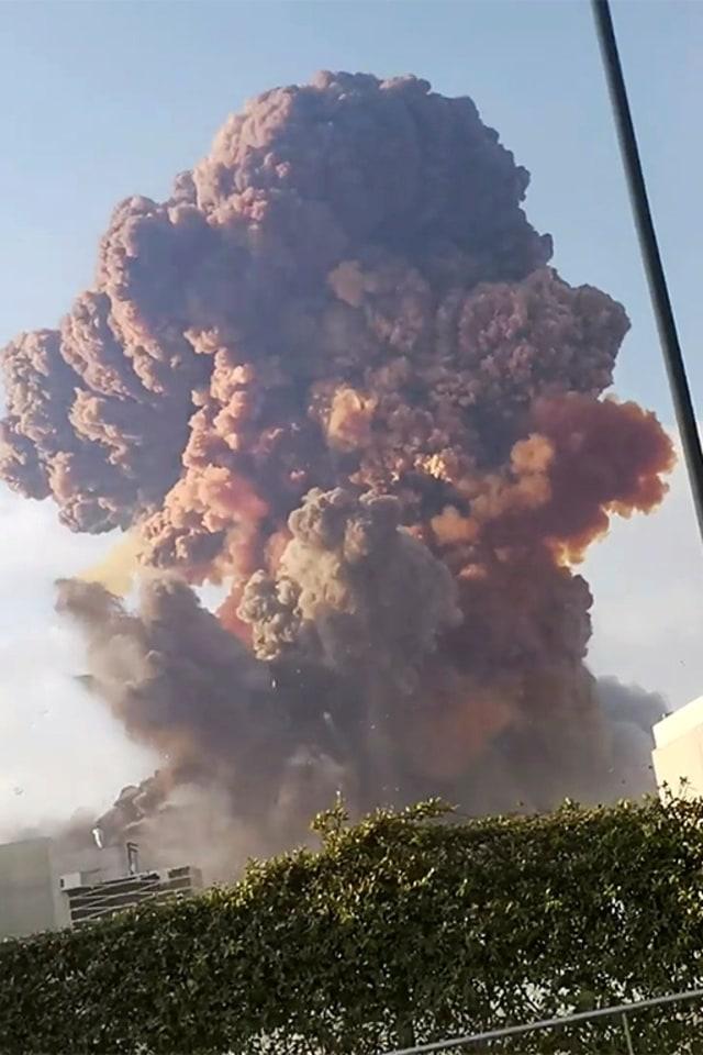 Awal Mula 2.750 Ton Amonium Nitrat Bisa Ada di Pelabuhan dan Hancurkan Lebanon