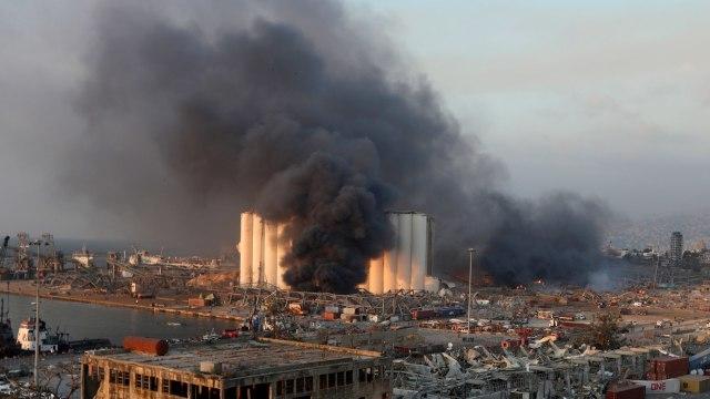 Update Korban Ledakan di Lebanon: 135 Orang Tewas, 5.000 Terluka, Puluhan Hilang (30479)