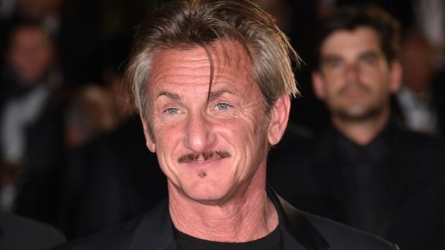Sean Penn Konfirmasi Pernikahannya dengan Leila George (260709)