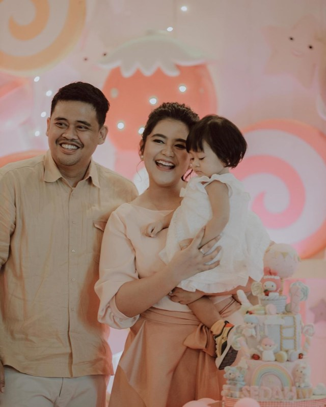 Profil Kahiyang Ayu, Putri Jokowi yang Baru Melahirkan Anak Kedua  (77930)