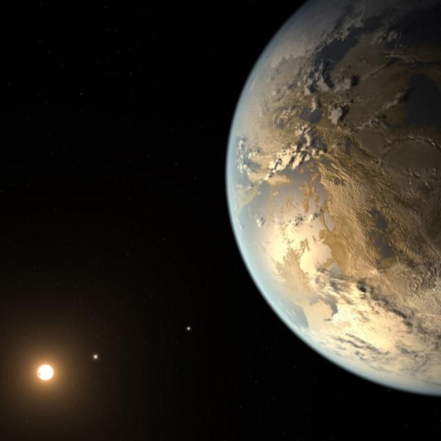 Misi Ilmuwan NASA Mencari Bukti Keberadaan Dunia Paralel (2)