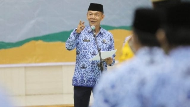 Sekda Kabupaten Bandung Teddy Kusdiana Meninggal Dunia (219075)
