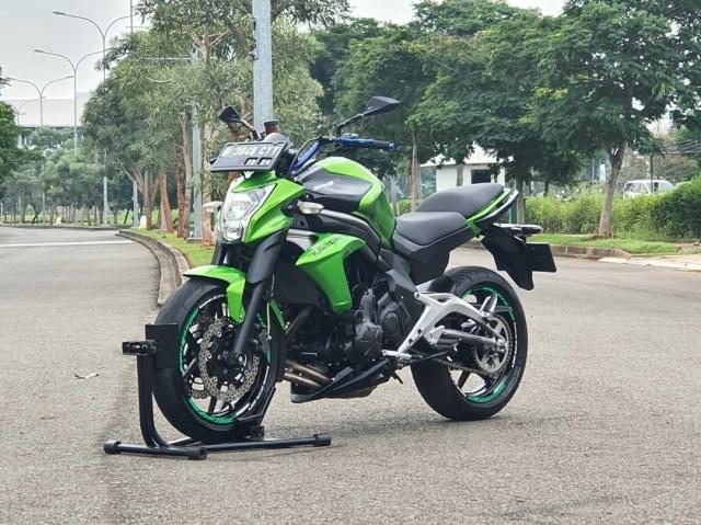 Kawasaki ER-6N Bekas, Moge Favorit Buat Naik Kelas, Harganya Cuma Rp 60 Jutaan (60360)