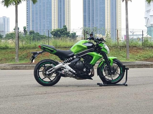 Moge Bekas Murah Kawasaki ER-6N Seharga Sport 250 Cc, Perhatikan 3 Penyakitnya (3)