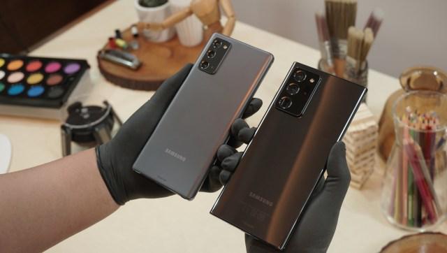 Harga Samsung Galaxy Note 20 dan Galaxy Note 20 Ultra di Indonesia (40062)