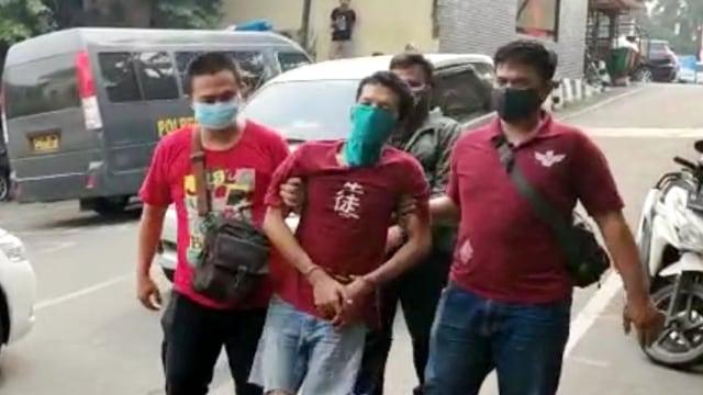 Faiq Bunuh Kekasihnya Astri di Apartemen Depok karena Cemburu (5521)