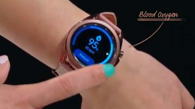 Daftar Fitur Kesehatan Samsung Galaxy Watch 3: Ada Fungsi Cek Oksigen Darah (62045)