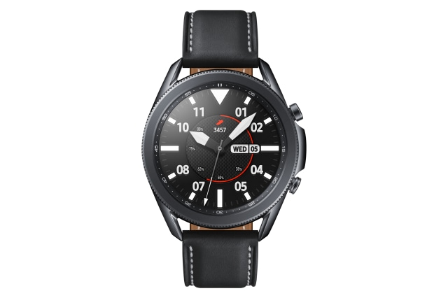 Samsung Galaxy Watch 3 Resmi Meluncur, Punya Bezel yang Bisa Diputar (231370)