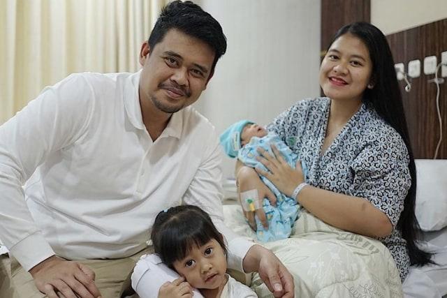 14 Nama Bayi dari Gelar Raja Nusantara, seperti Nama Cucu Keempat Jokowi (181583)