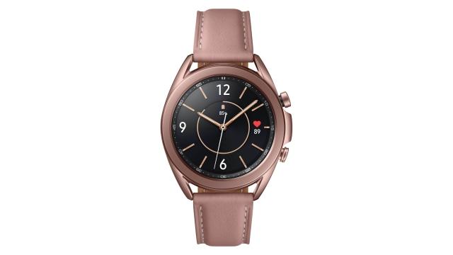 Samsung Galaxy Watch 3 Resmi Meluncur, Punya Bezel yang Bisa Diputar (231368)