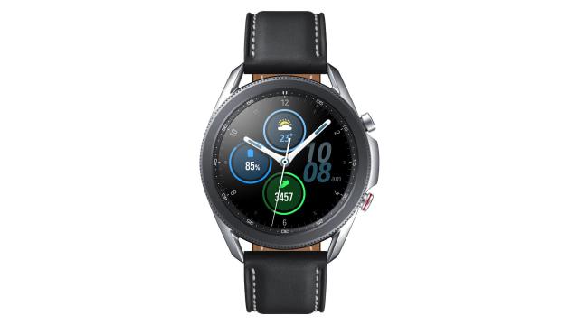 Daftar Fitur Kesehatan Samsung Galaxy Watch 3: Ada Fungsi Cek Oksigen Darah (62043)