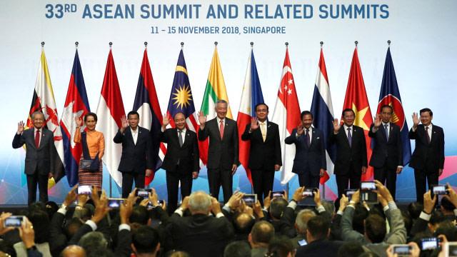 Sejarah Berdirinya Asean Perhimpunan Bangsa Bangsa Di Asia Tenggara Kumparan Com