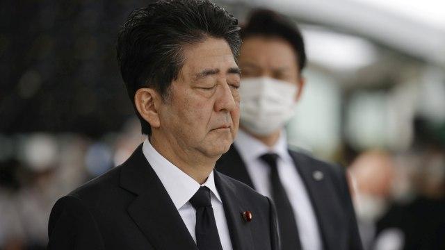 75 Tahun Peringatan Bom Hiroshima Dirayakan Secara Sederhana dan Terbatas (360652)