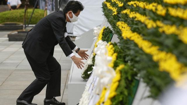 75 Tahun Peringatan Bom Hiroshima Dirayakan Secara Sederhana dan Terbatas (360651)