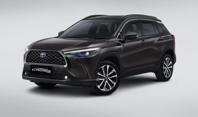Bedah Spesifikasi Toyota Corolla Cross Hybrid, Apa Saja Fiturnya? (447628)