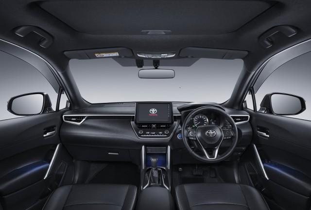 Bedah Spesifikasi Toyota Corolla Cross Hybrid, Apa Saja Fiturnya? (128)
