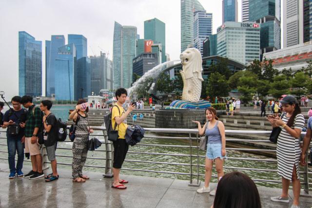 RI-Singapura Perkuat Kerja Sama Dorong Pertumbuhan Ekonomi di Tengah Pandemi (17732)
