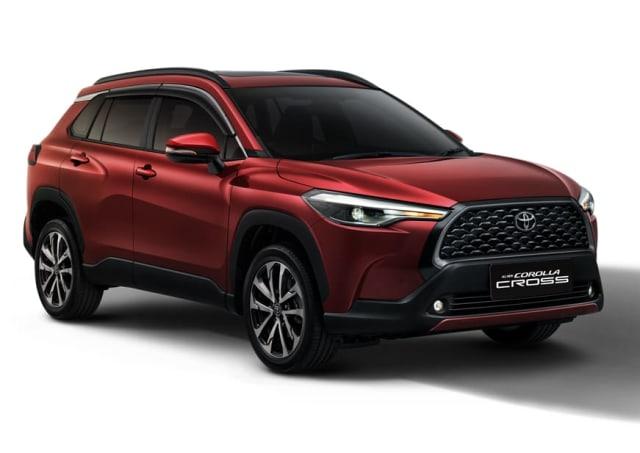 Berita Populer: Harga Toyota Corolla Cross dan Kepemilikan Pertama Rantis Maung (481)