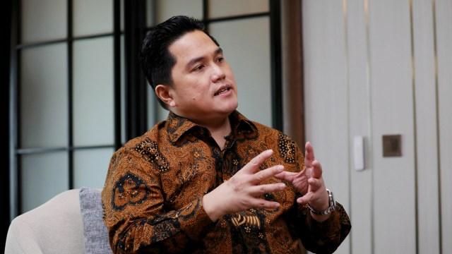 Erick Thohir Klaim RI Paling Gencar Cari Vaksin Corona, MUI Cek Kehalalan (219346)