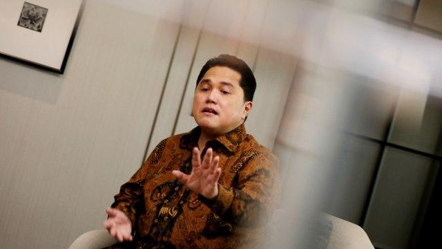 BUMN Rangkap Jabatan: KPPU Kirim Surat, Pihak Erick Thohir Belum Terima Data (80762)