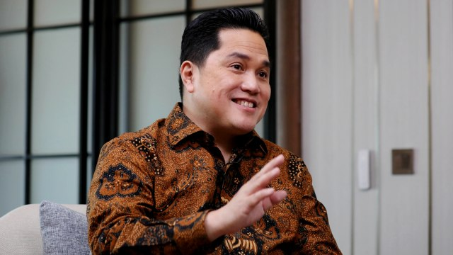 Erick Thohir: Pemerintah Kaji Subsidi Pulsa untuk Siswa, Guru, hingga Dosen  - kumparan.com