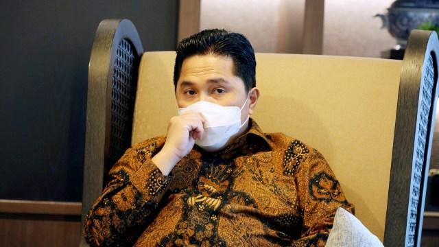 Viral Erick Thohir Tak Ikut Uji Klinis Corona, Ini Penjelasan Kementerian BUMN  (257980)