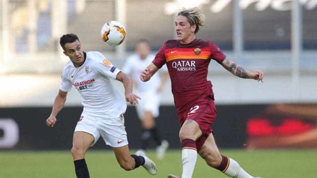 Sevilla vs Roma: Giallorossi Kalah, Paulo Fonseca Merasa Amat Bertanggung Jawab (4087)