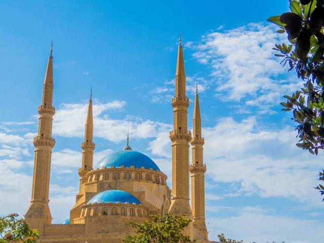 Muhammad Al-Amin, Masjid Menyerupai Hagia Sophia yang Hancur Oleh Ledakan Beirut (52399)
