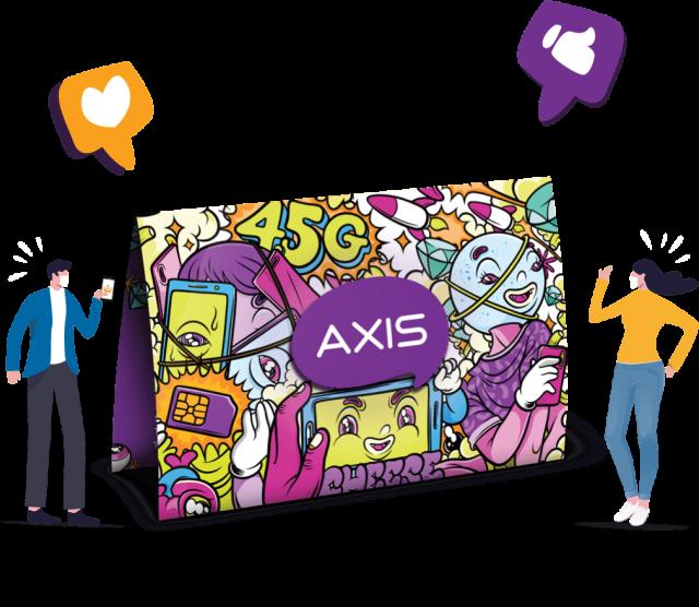 Paket Internet Axis pada Agustus 2020 Berikan Kuota Edukasi dan Video Conference (364081)