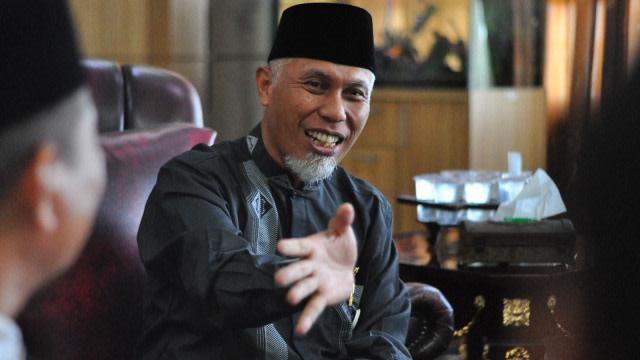 Wali Kota Padang soal Dimaki Emak-emak: Itu Biasa, Risiko Sebagai Pemimpin (16266)