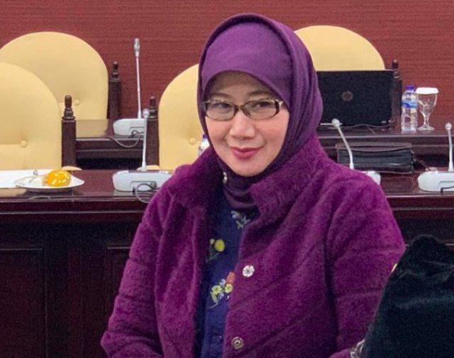 Profil Reni Marlinawati, Wakil Ketua Umum PPP yang Baru Berpulang (92964)