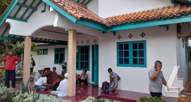 Keluarga di Cikakak Sukabumi Sebut Reni Marlinawati Sempat Sakit Tifus (16159)