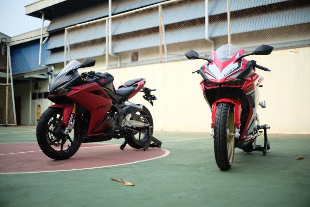 Foto: Lebih Dekat dengan New Honda CBR250RR SP (50286)