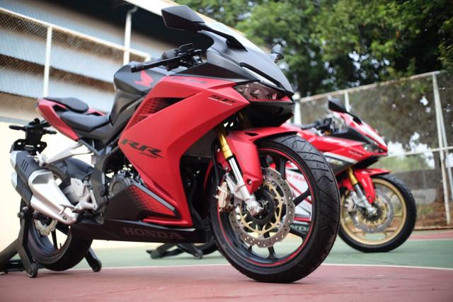 Foto: Lebih Dekat dengan New Honda CBR250RR SP (50290)
