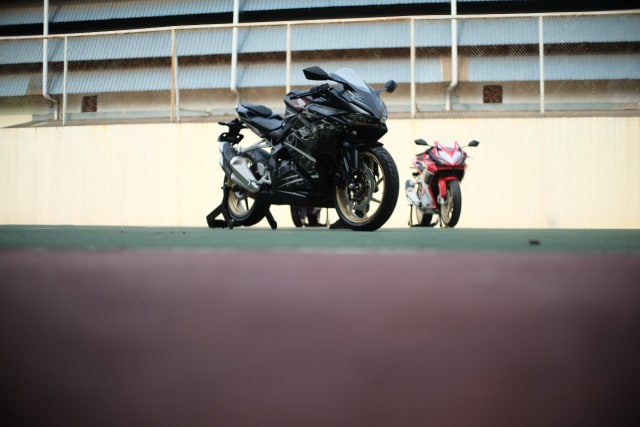 Foto: Lebih Dekat dengan New Honda CBR250RR SP (50311)