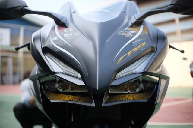 Foto: Lebih Dekat dengan New Honda CBR250RR SP (50303)