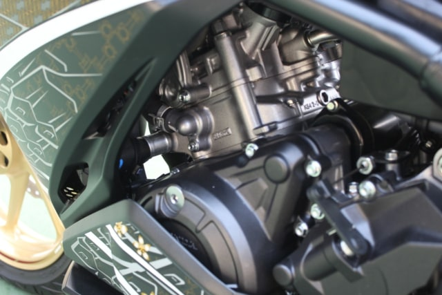 Bedah Mesin Honda CBR250RR SP Quick Shifter, Tenaga Terbuas di Kelasnya  (56006)
