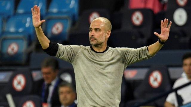 Resmi: Pep Guardiola Teken Kontrak Baru dengan Man City (23432)