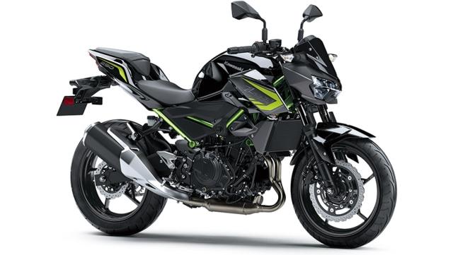 Kawasaki Juga Siapkan Z250 4-silinder, Kapan Meluncur? (254744)