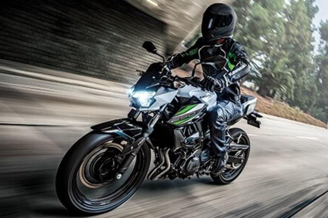 Kawasaki Juga Siapkan Z250 4-silinder, Kapan Meluncur? (254742)