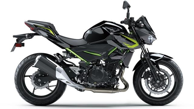 Kawasaki Juga Siapkan Z250 4-silinder, Kapan Meluncur? (254745)