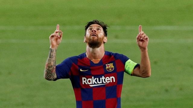 Jelang Barcelona vs Bayern Muenchen: Siasat Flick Rundung Lionel Messi Cs (4709)