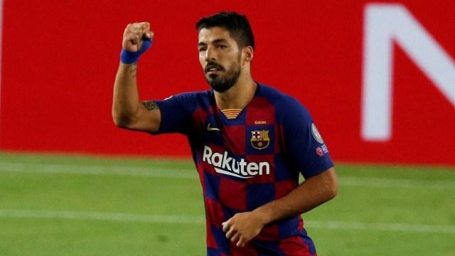 Koeman Masih Buka Pintu untuk Luis Suarez di Barcelona (27812)