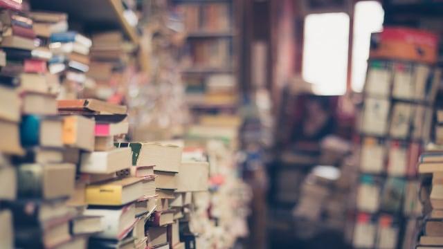Tsundoku, Kecintaan Membeli Banyak Buku dan Tidak Membacanya (1078945)